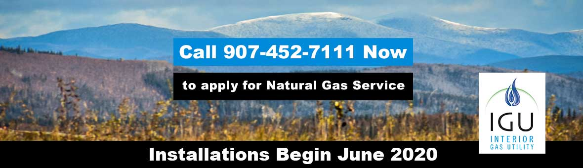 Get Natural Gas Service