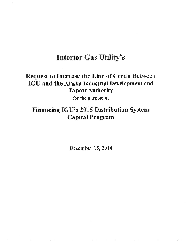 Handout - December 18, 2014 IGU