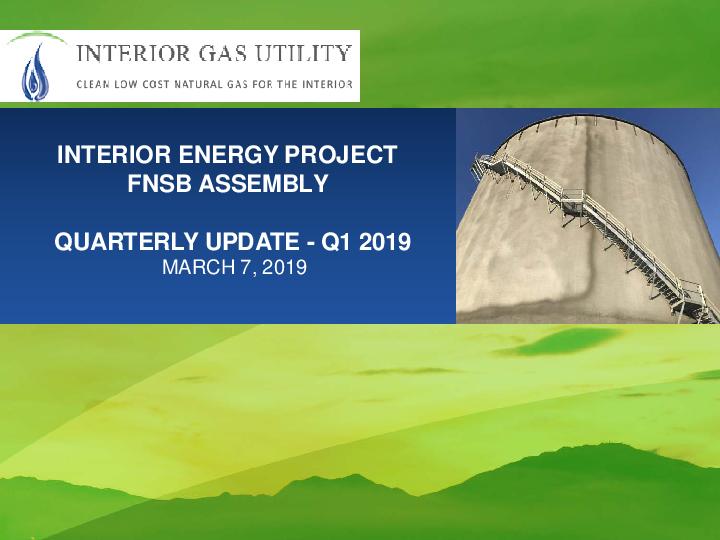 2019 Q1 FNSB Report
