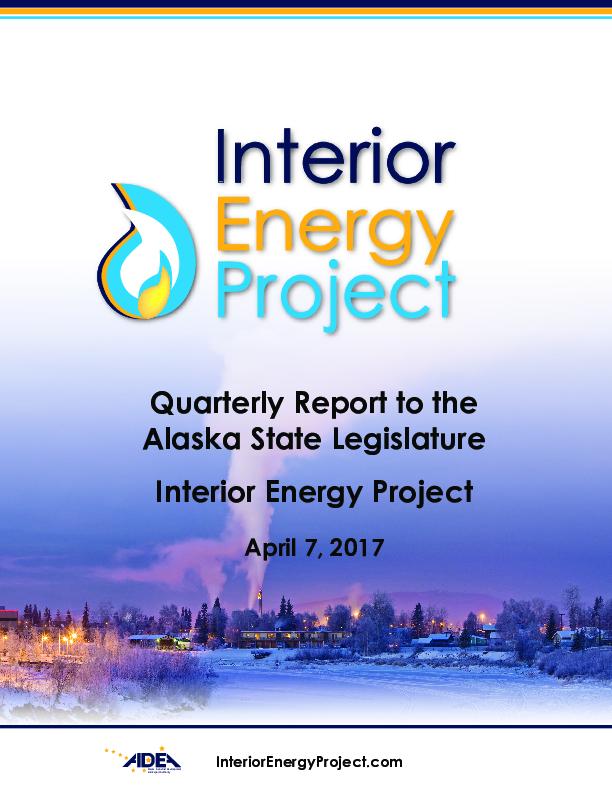 2017 Q1 Legislative Report