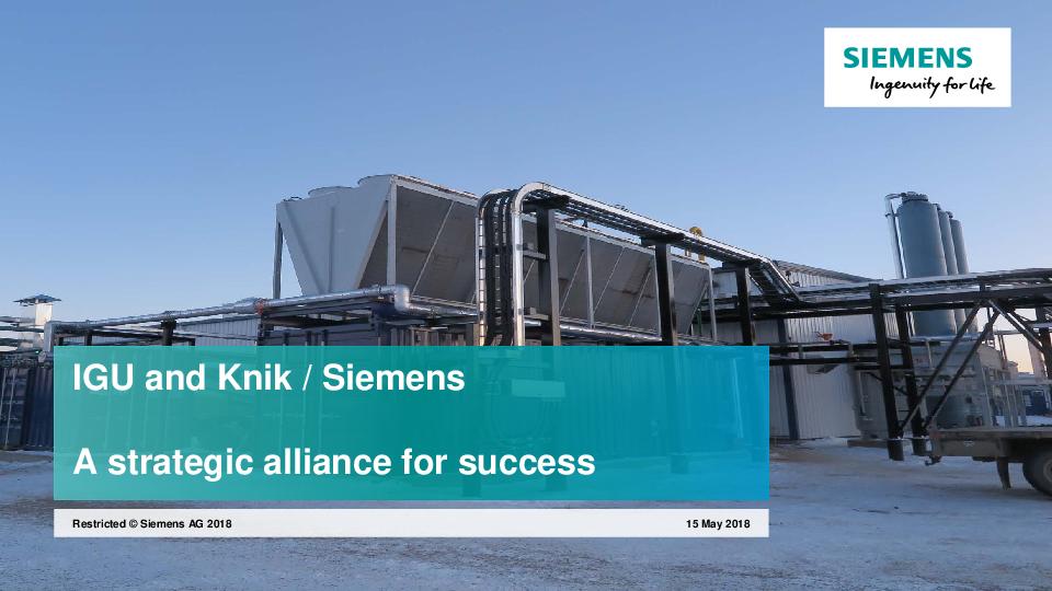 Siemens Presentation