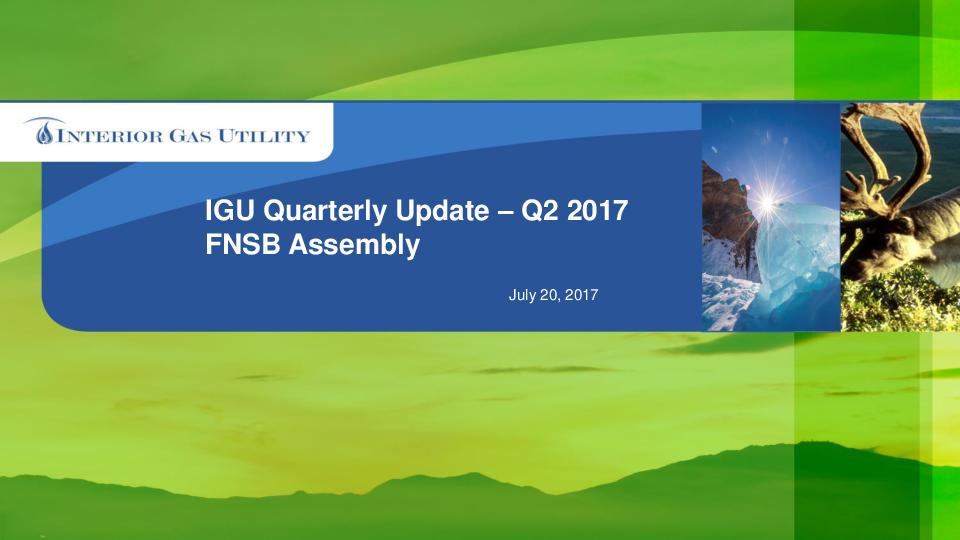 2017 Q2 FNSB/IGU