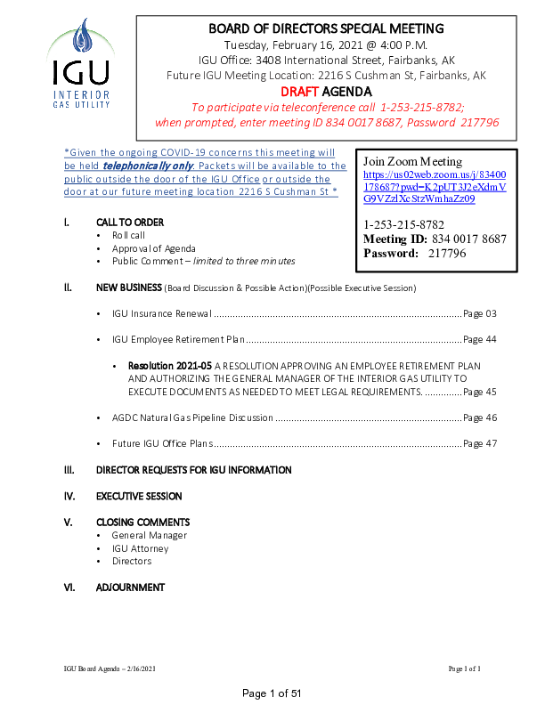 2_16_2021 IGU Special Board Meeting Packet.pdf
